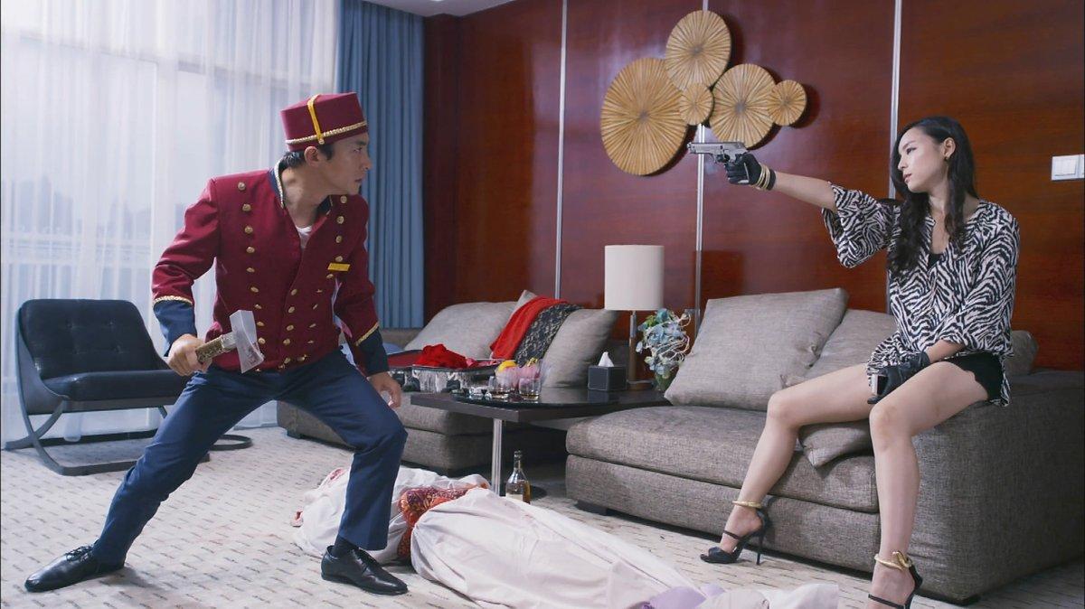 Án Mạng Đêm Tân Hôn - Murder at Honeymoon Hotel (2016)
