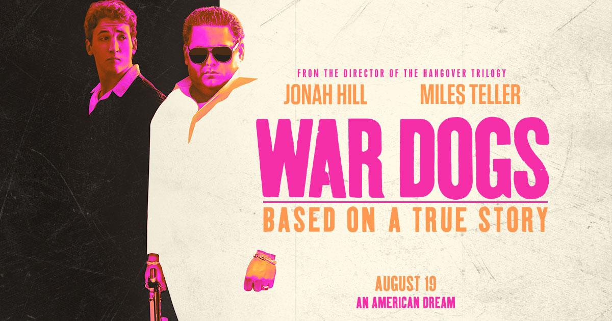 Hợp Đồng Béo Bở - War Dogs (2016)