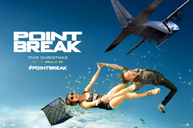 Ranh Giới Chết - Point Break (2016)