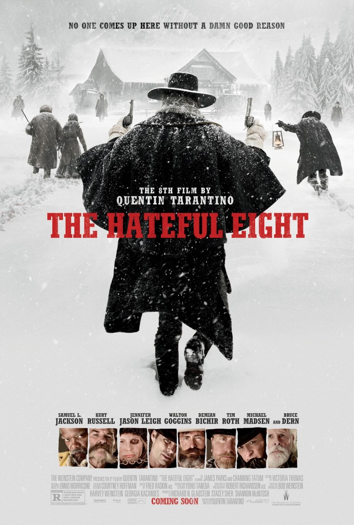 Tám Hận Thù - The Hateful Eight (2015)
