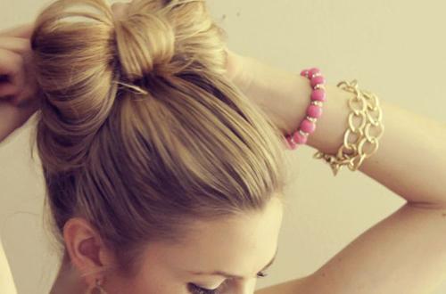 tóc nơ