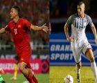 3 điểm nóng trận Việt Nam v Philippines