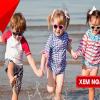 Một số chú ý khi chọn mua đồ đi biển cho bé gái