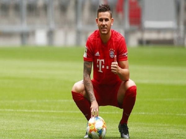Bayern từ chối nhả Lucas cho ĐT Pháp