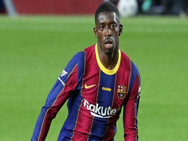 Tin bóng đá chiều 6/10: Lý do khiến vụ Dembele sang Man Utd đổ bể