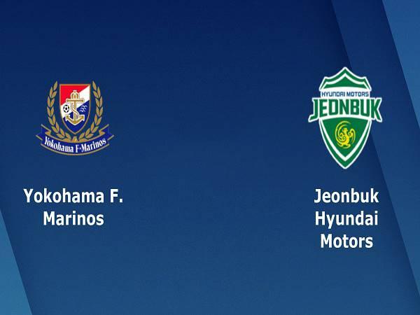 Soi kèo Yokohama Marinos vs Jeonbuk – 17h00, 01/12/2020