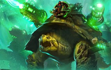 Guild Wars 2 Thêm Núi Rùa bao vây sau nhiều năm yêu cầu của người hâm mộ