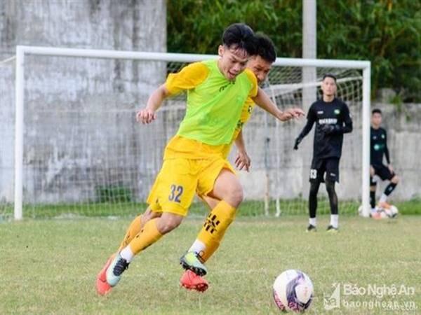 Tin thể thao 7/7: SLNA tạo cơ hội cho nhiều cầu thủ trẻ lên đội 1