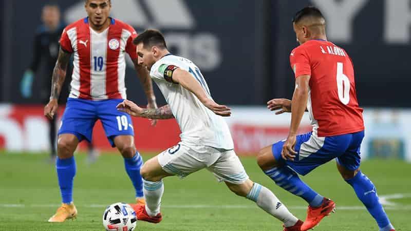 Nhận định trận Paraguay vs Argentina, 6h00 ngày 8/10