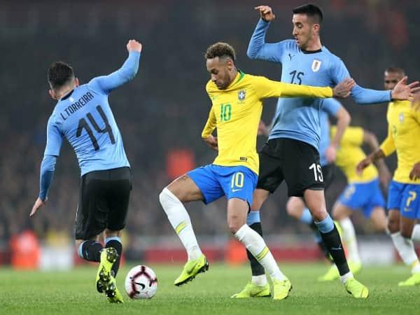 Nhận định Brazil vs Uruguay 15/10